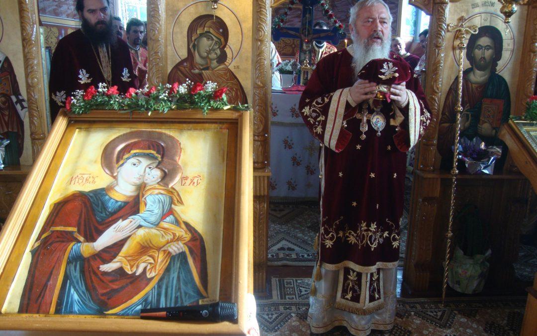 IPS Andrei în Parohia Ilișua