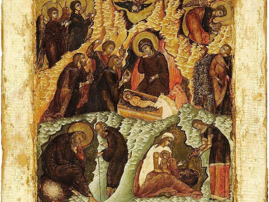 Pastorala la Nașterea Domnului – Nu mai suntem dezmoșteniți!