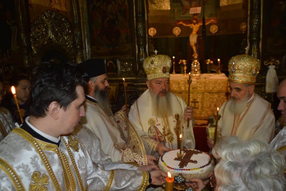 Sfânta Liturghie Arhierească și Parastas pentru ierarhii trecuți la Domnul, la Catedrala Mitropolitană