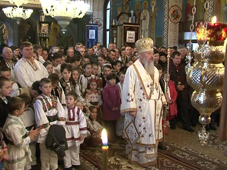Sărbătoarea Sfântului Haralambie, în Parohia bistrițeană Sebiș