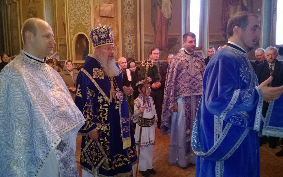IPS Andrei, prezent în Parohia Năsăud II