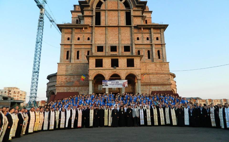 Reuniune a tinerilor ortodocși din țară și din străinătate la Baia Mare