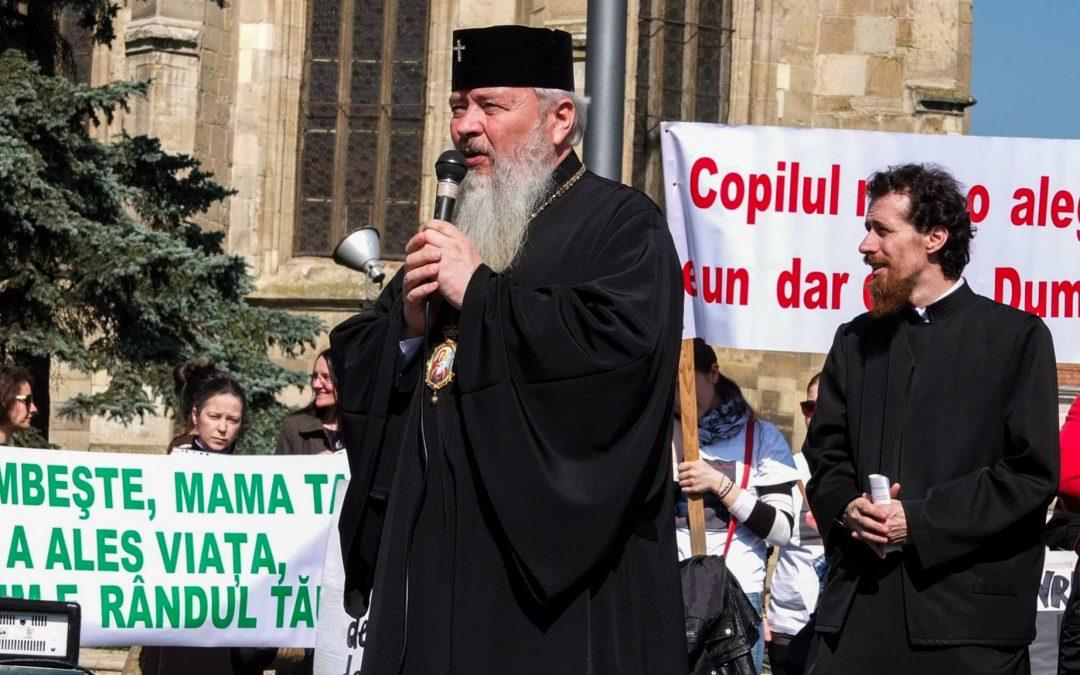 Marșul pentru viață, la Cluj-Napoca