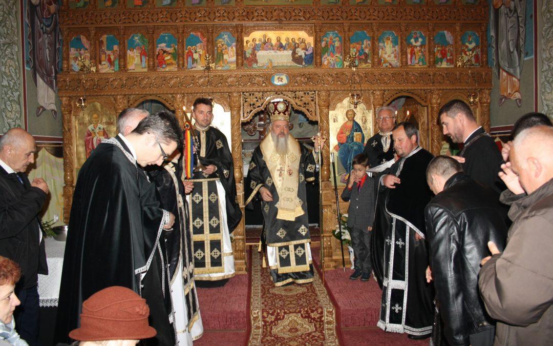 Liturghia Darurilor în Parohia Năsăud III