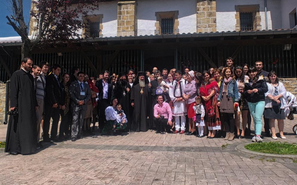 Înaltpreasfințitul Părinte Mitropolit Andrei, Invitatul Congresului Național Nepsis, Spania 2014
