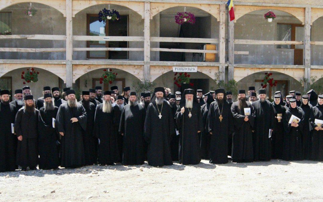 Sinaxă monahală în Arhiepiscopia Clujului