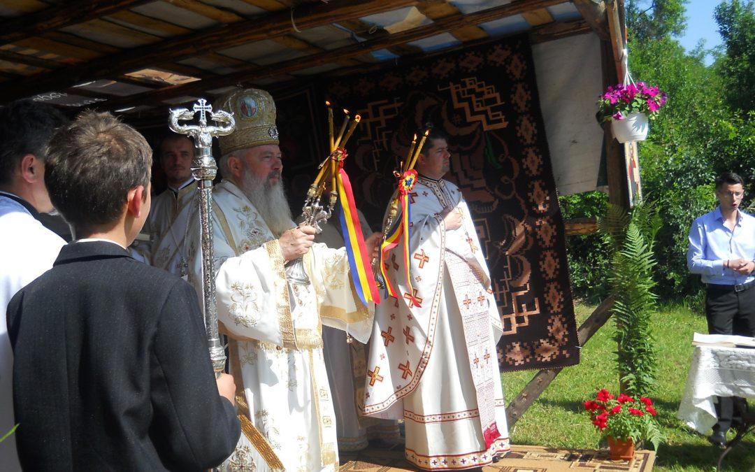Resfințirea Bisericii din localitatea Ticu-Colonie, Protopopiatul Huedin