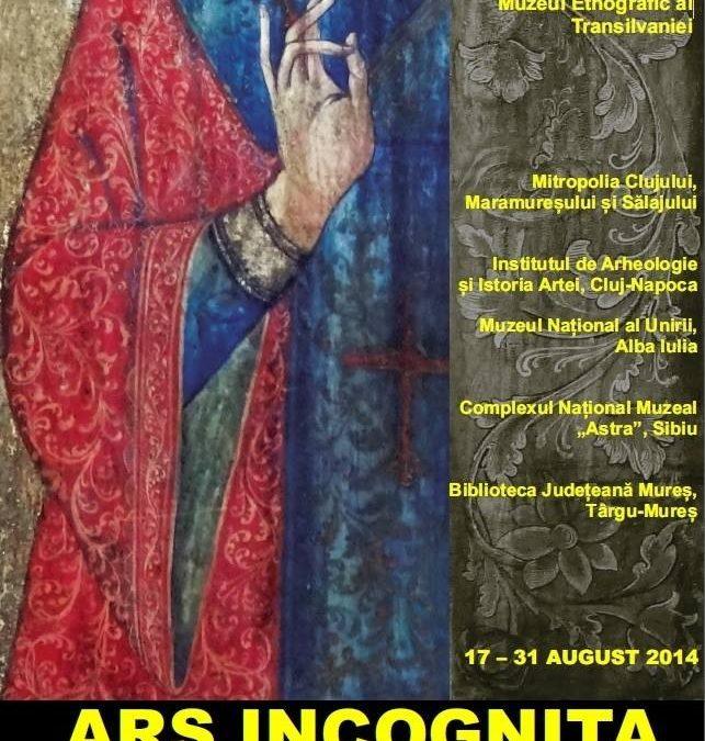 În curînd, la Cluj-Napoca, expoziţia: ARS INCOGNITA sau fascinanta lume a unui iconar din secolul al XVIII-lea