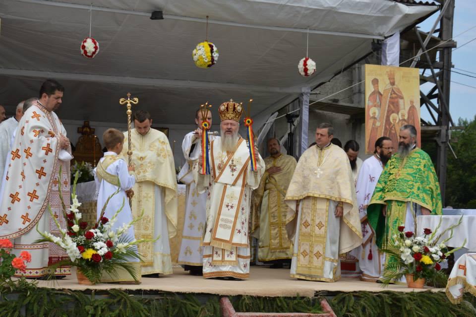 Mănăstirea Piatra Craiului, în sărbătoare