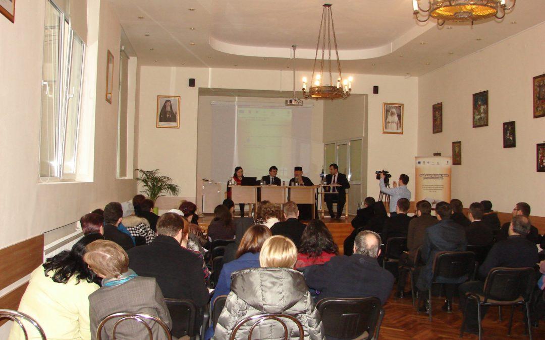 Proiect european pentru crearea de locuri de muncă, implementat de Arhiepiscopia Clujului