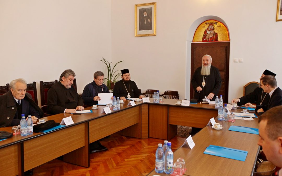 Sinod Mitropolitan și Consiliu Eparhial, pe tema orei de Religie