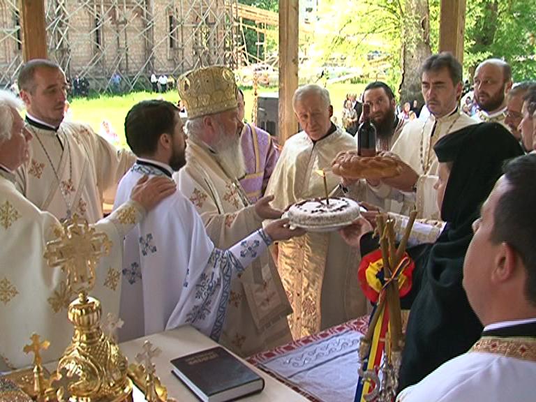 Mănăstirea Dobric în sărbătoare, de Sfinții Împărați Constantin și Elena