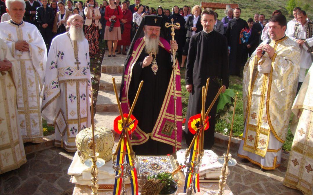 Resfințirea bisericii din Rogojel