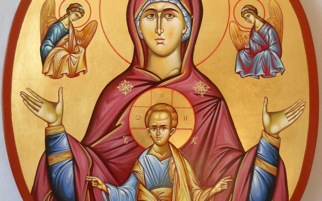 Maica Domnului îngrijorată de  disoluţia familiei creştine