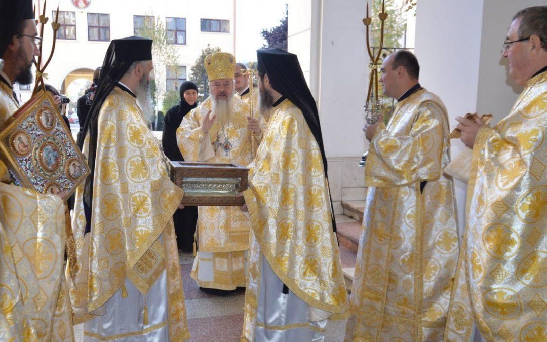 Binecuvântarea Maicii Domnului, peste credincioșii din Arhiepiscopia Clujului