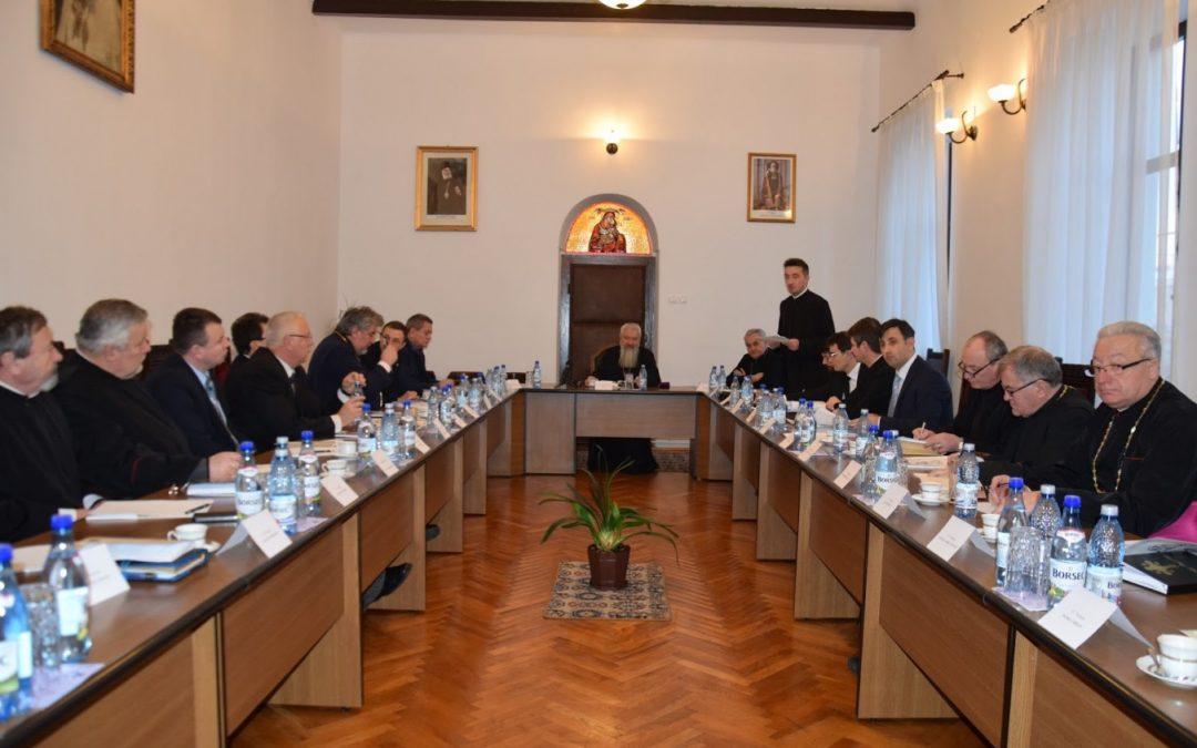 Ședința Consiliului Eparhial și a Adunării Eparhiale la Cluj-Napoca