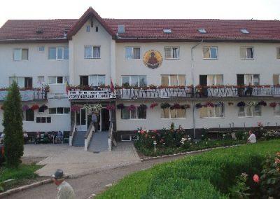 Centrul de îngrijire și asistență pentru persoane vârstnice Acoperământul Maicii Domnului, Turda