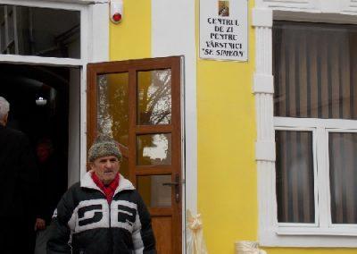 Centrul de zi pentru vârstnici Sfântul și Dreptul Simeon, Bistrița