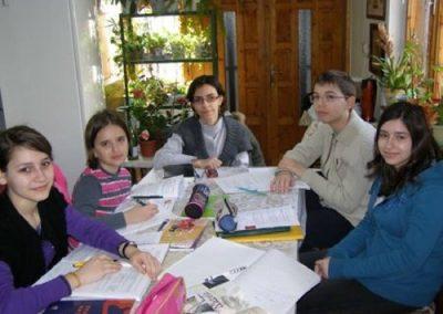Centrul Social Misionar Sfântul Nicolae, Gherla