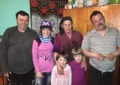 Proiectul social hrană la domiciliu pentru persoanele vârstnice, Maieru