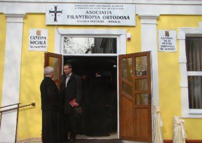 Cantina Socială Sfânta Filofteia, Bistrița