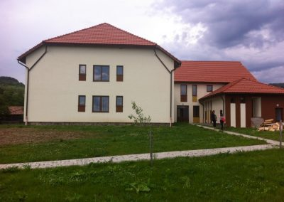 """Serviciul medico-social de îngrijire la domiciliu """"Sfântul Nectarie"""", Bistrița"""