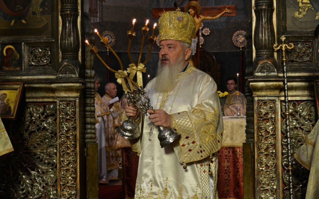 Sf. Ap. Andrei prăznuit la Catedrala din Cluj