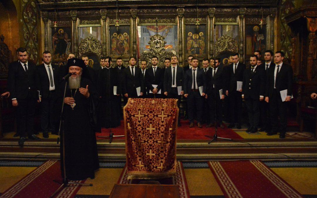 Concertul de colinde al Facultății de Teologie din Cluj