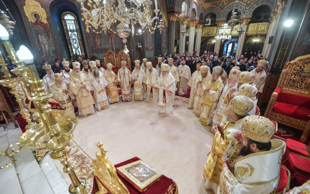Sfântului Proroc Daniel, ocrotitorul spiritual al Preafericitului Patriarh Daniel