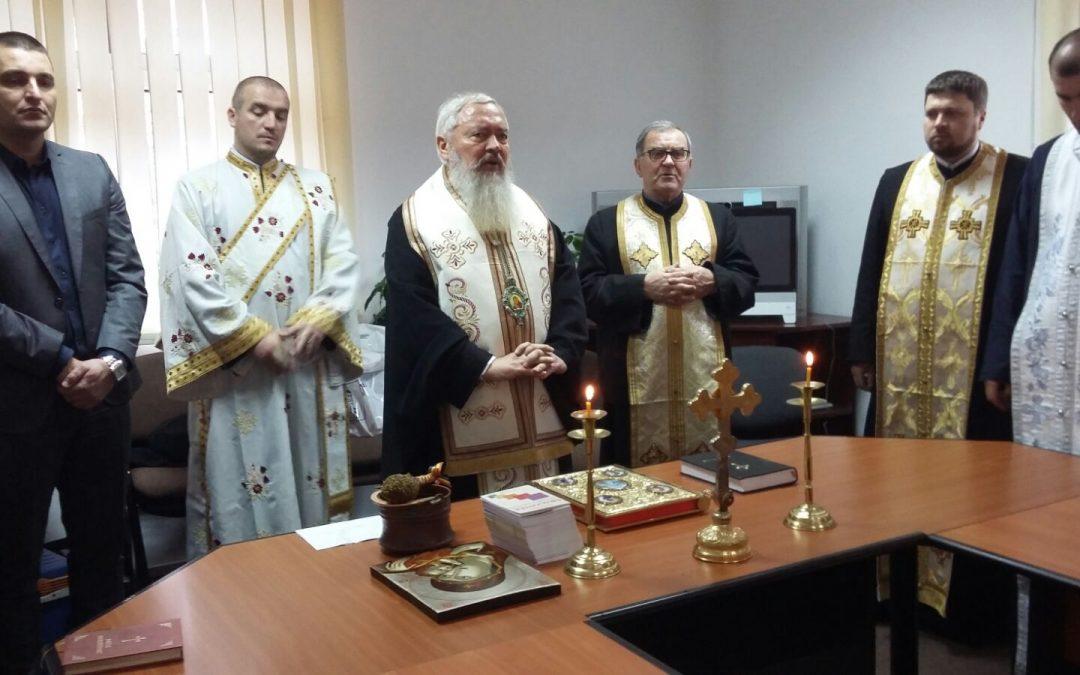 Binecuvântare arhierească la Direcția Generală de Asistență Socială și Protecție a Copilului, Cluj