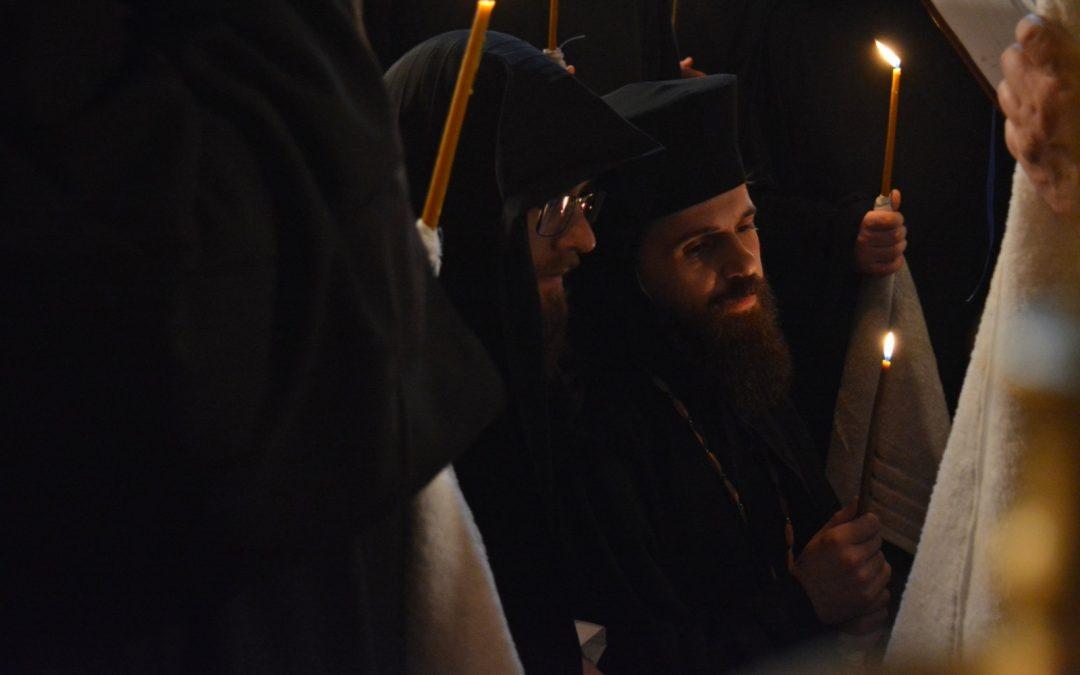 Tundere în monahism la Mănăstirea Nicula