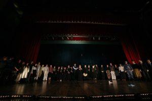 """Festivalul de Teatru – de tineret intitulat """"ÎNCHIS AM FOST"""""""