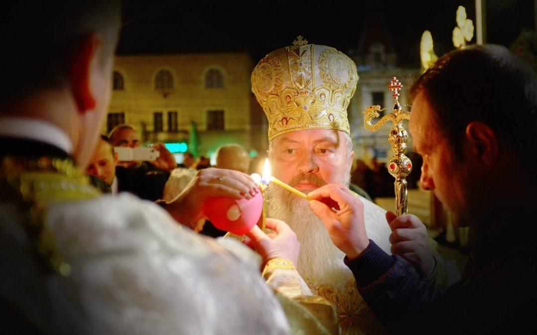 Icoana, fereastră înspre Raiul Învierii – Pastorla ÎPS Andrei la Praznicul Învierii Domnului 2017