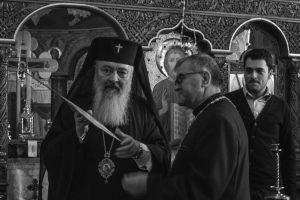 """""""Crucea Transilvană pentru clerici"""" protopopului Gheorghe Braica"""