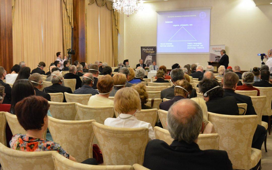 A 16-a ediție a Seminarului de Medicină și Teologie organizat la Bistrița