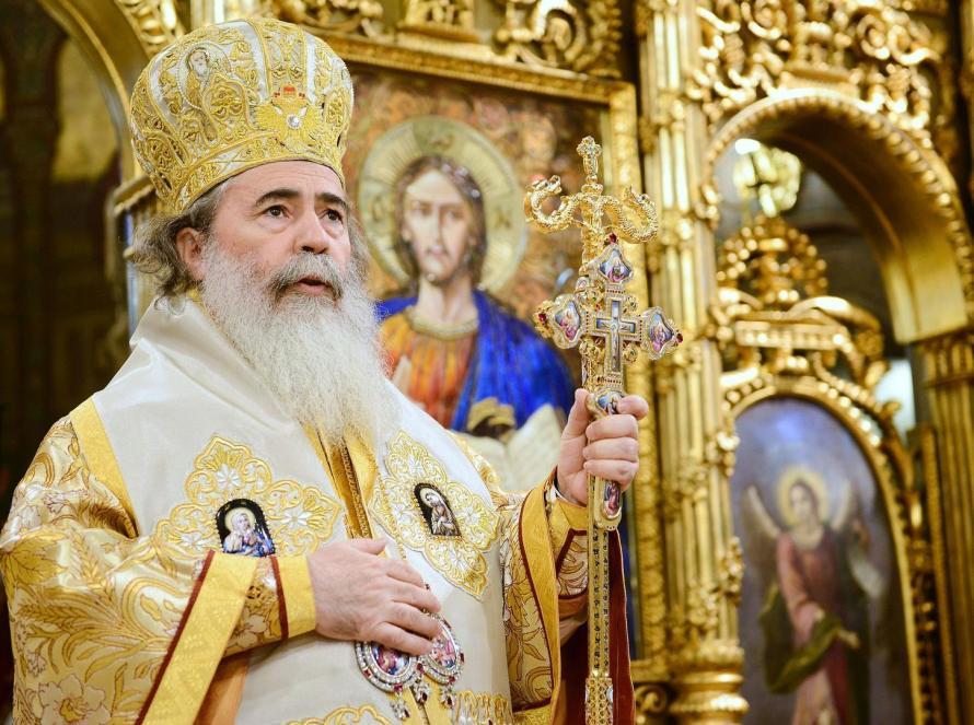 Patriarhul Teofil al Ierusalimului: Familia este un lucru natural și trebuie legalizată, pentru că altfel vor fi legalizate lucruri nenaturale
