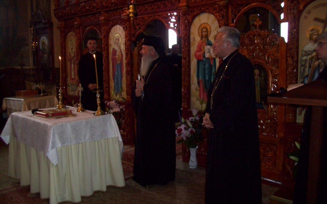 Conferintă preotească la Năsăud prezidată de ÎPS Andrei