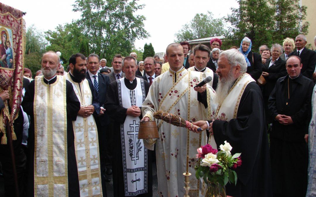 Sfânta Liturghie în parohia Turda Oprișani II