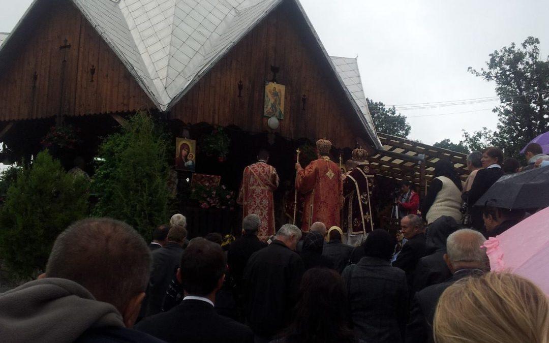 IPS Andrei, la hramul Mănăstirii sălăjene Bic