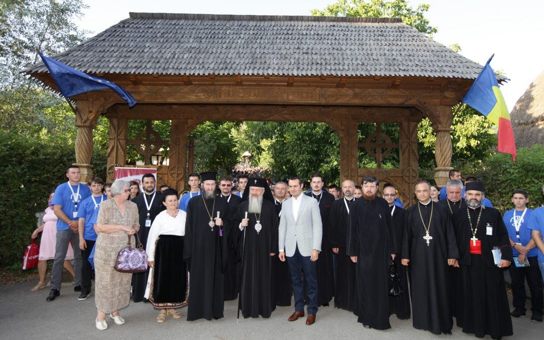 Prima întâlnire a tinerilor ortodocși din Mitropolia Clujului, la Baia Mare