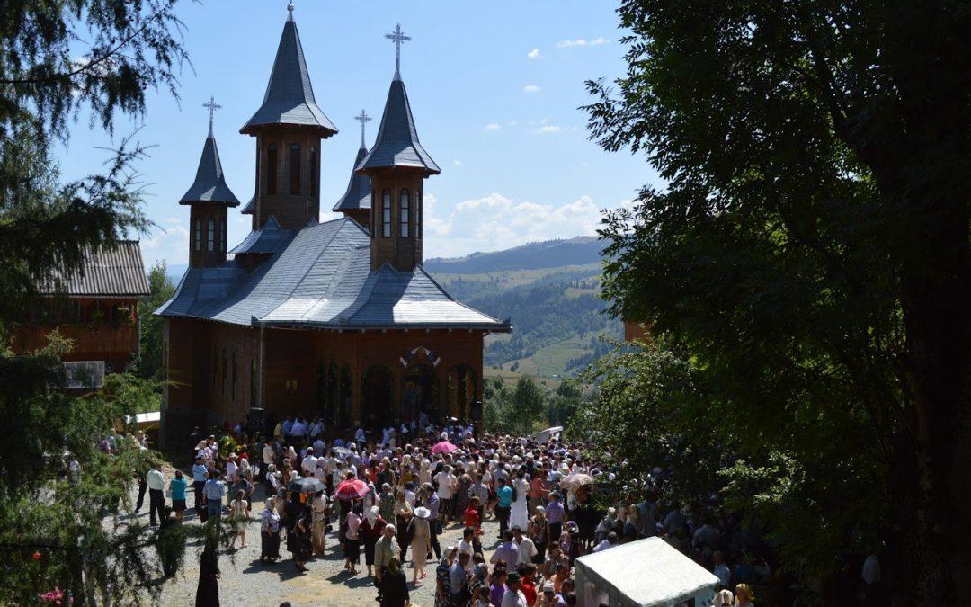 Hramul Mănăstirii de la Ilva Mare