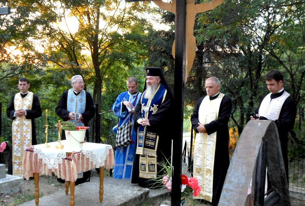 Înaltpreasfințitul Andrei în Parohia Mireș