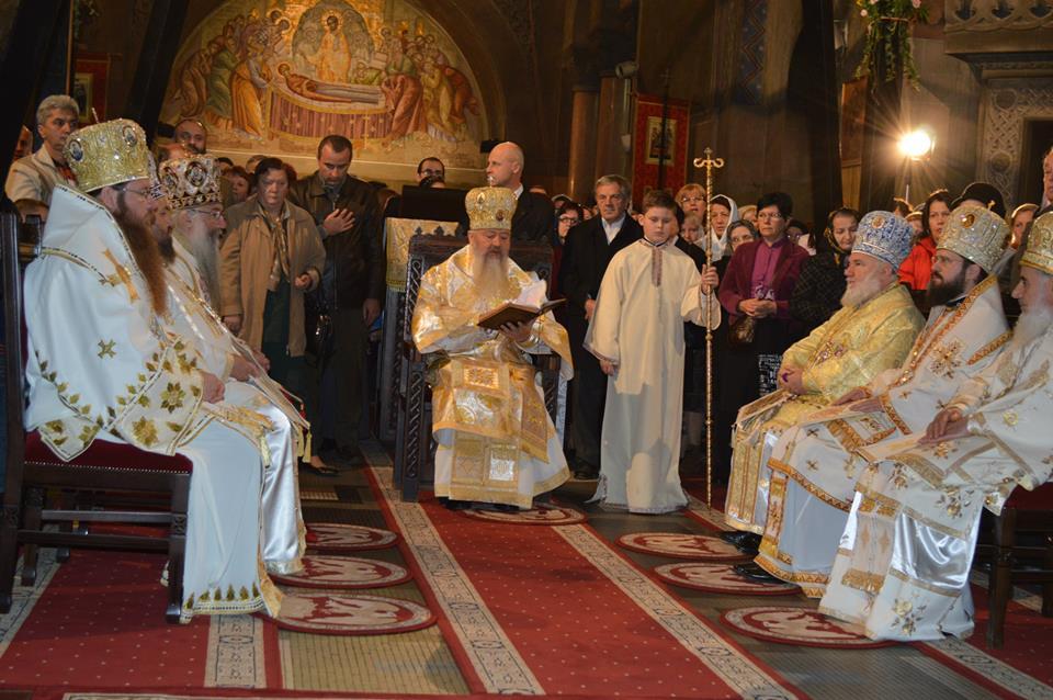 Catedrala Mitropolitană din Cluj Napoca, la 80 de ani de la sfințire