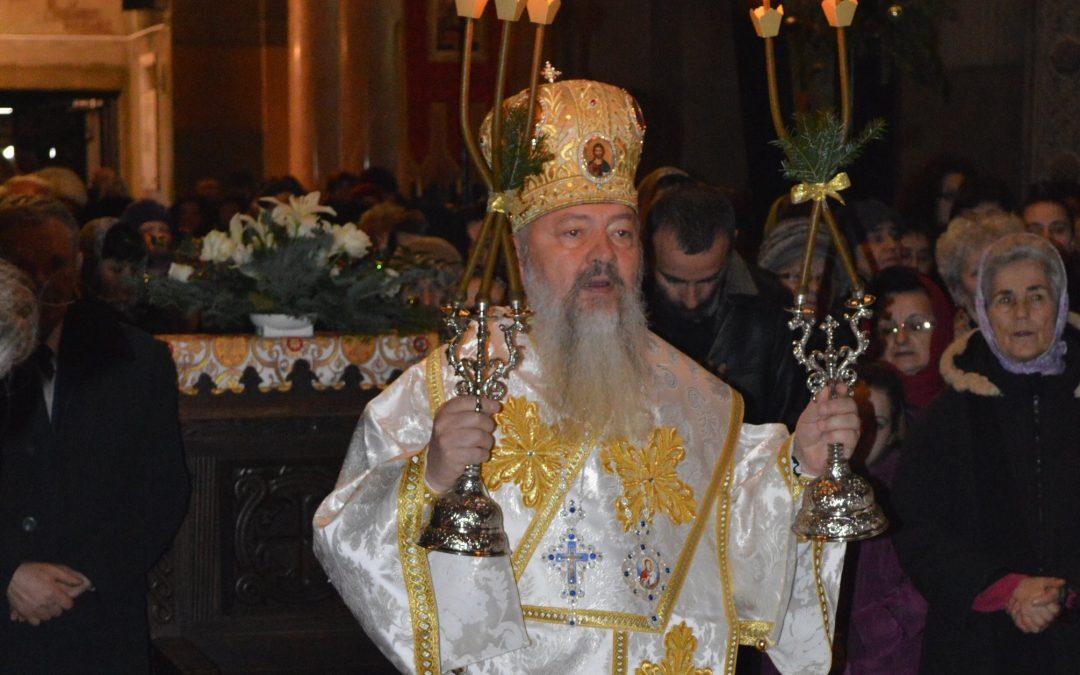 ÎPS Părinte Andrei, prezent în parohia Gilău I