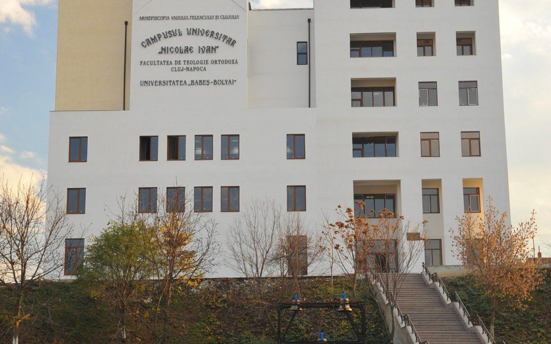 Inaugurarea noului sediu al Facultății de Teologie din Cluj-Napoca
