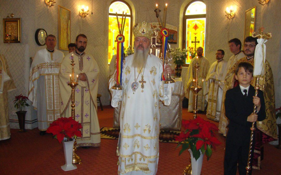 Sfânta Liturghie și binecuvântarea bisericii Parohiei Turda Nouă II