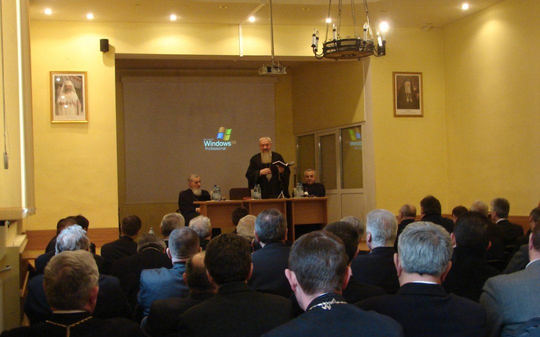 Adunarea Eparhială convocată în Arhiepiscopia Clujului