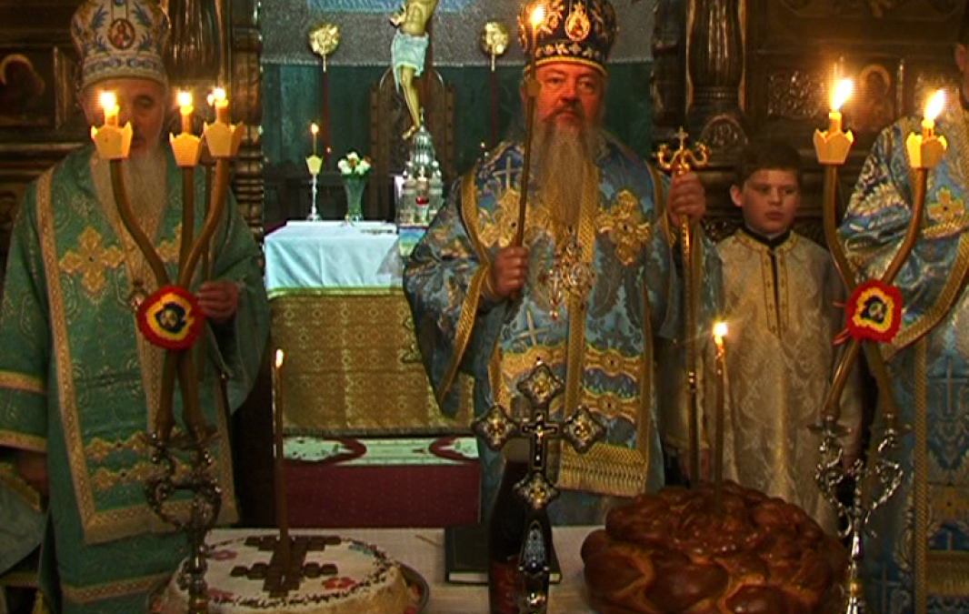 Pomenirea Mitropolitului Bartolomeu Anania și a Episcopului Nicolae Ivan la Catedrala Mitropolitană din Cluj-Napoca