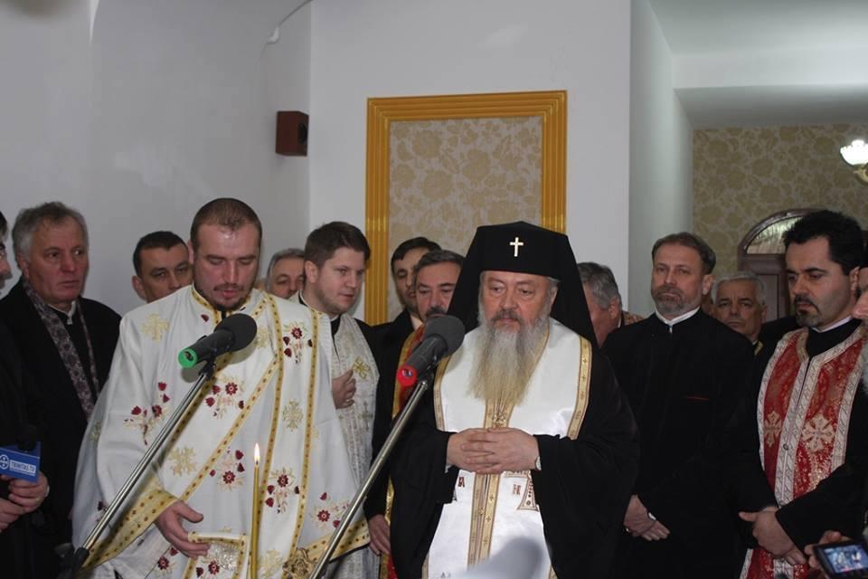 Centre sociale inaugurate la Protopopiatul Bistrița
