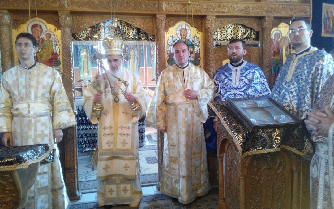 PS Vasile Someșanul, în parohia clujeană Cămărașu